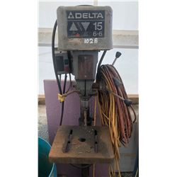 DELTA HD FLOOR MODEL DRILL PRESS