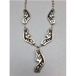 Hopi Overlay Necklace