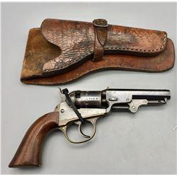 An Excellent, Civil War Era, Cooper .31 Cal. Pistol