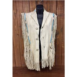 Beaded Wind River Sioux Jacket