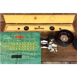 Vintage and Antique Gambling Items