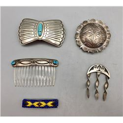 Group of Hair Accessories