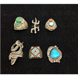 Group of Six Rings