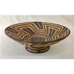 Unique Pima Chalice Style Basket