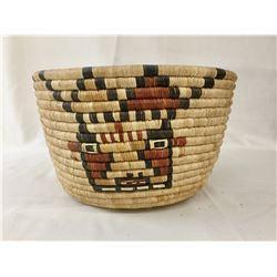 Large Hopi Coiled Basket