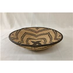Nice Polychrome Apache Basket