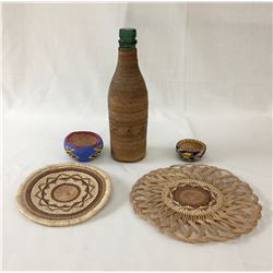 Paiute and California Basketry Group