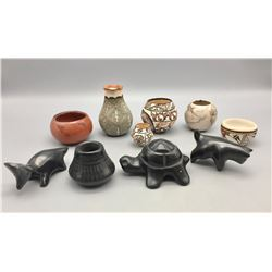 Collection of Mini Pottery