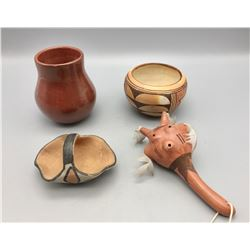 Pueblo and Maricopa Pottery Group