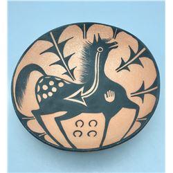 Santo Domingo Pottery Bowl - Lovato