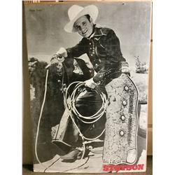 Gene Autry - Stetson Poster