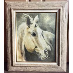 Original Oil Painting - Koenig