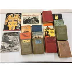 Group of Western Books