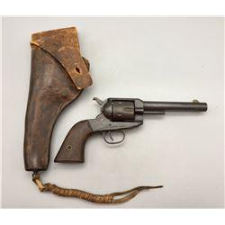 Antique Remington Pistol and U.S. Holster