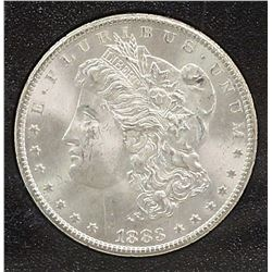 1883-CC MORGAN SILVER DOLLAR