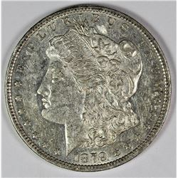 1879-O MORGAN SILVER DOLLAR
