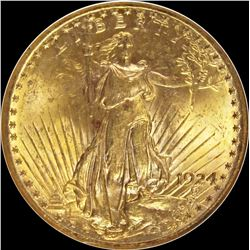 1924 $20.00 GOLD
