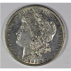 1883-O MORGAN SILVER DOLLAR