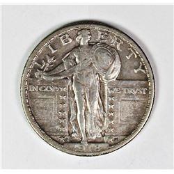 1918-D STANDING LIBERTY QUARTER