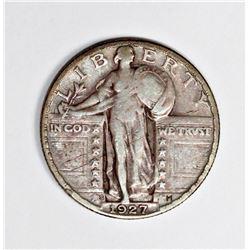 1927-S STANDING LIBERTY