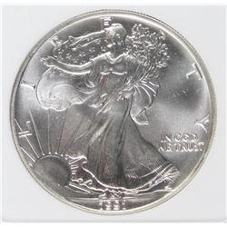 1991 RARE! AMERICAN SILVER EAGLE