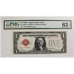 1928 $1.00 LEGAL TENDER