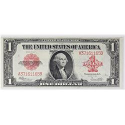 1923 $1.00 UNITED STATES RARE NOTE