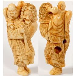 Japanese Netsuke, Unsigned  (112766)