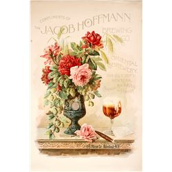 Jacob Hoffmann Brewing Print  (85163)