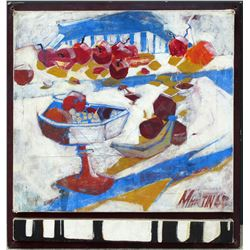 William Forrest Martin Painting: Tabletop Still Life   (75019)