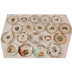 Group of 19 San Francisco Collector Plates  (112680)