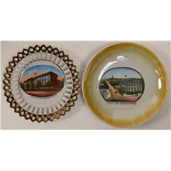 Two U.S. Mint Collector's Plates  (112672)