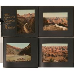 """The Grand  Canyon of Arizona"" Fred Harvey Photograph Album  (110659)"