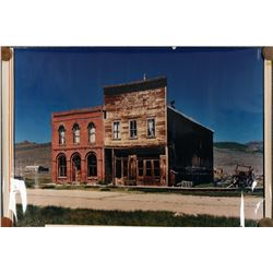 Massive Color Photo of Bodie, California  (112342)