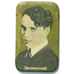 Charlie Chaplin Photo Mirror  (112923)
