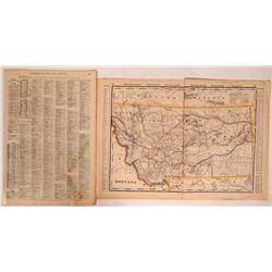 Montana Vintage Maps  (112206)