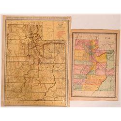 Utah Maps  (112204)