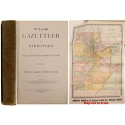 Utah Gazetteer and Directory of Logan, Provo, Ogden and Salt Lake City  (108490)