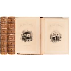 Horse (The) of America, Forrester, 1857, W.A. Clark Jr. Copy  (114286)