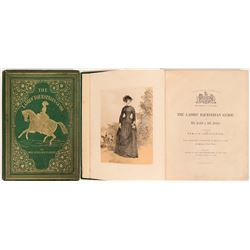 Ladies Equestrian Guide... A Treatise on Female Equitation, Stirling, 1857  (114332)