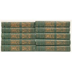 The Works of Edgar Allan Poe in Ten Volumes  (112806)