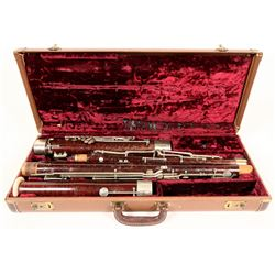 Bassoon Vintage with Conn Case RARE  (114368)