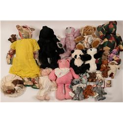 Collection of Teddy Bears  (110410)