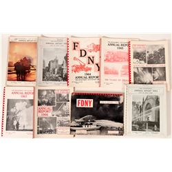 F.D.N.Y. Annual Reports  (112067)
