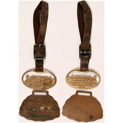 Farm Equipment Fobs  (110596)