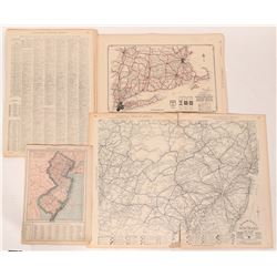 Map Group of Eastern US Maps  (112207)