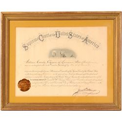 U.S. Supreme Court Appointment  (112077)