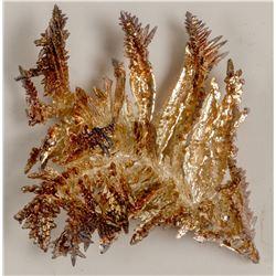 Crystalline Silver Specimen  (108127)