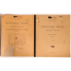 Arizona USGS Geologic Folios  (112307)