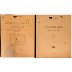 Arizona USGS Geologic Folios  (112307)